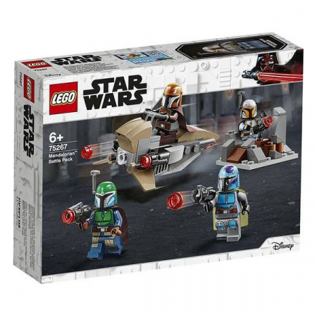 Playset Lego Star Wars Mandolarian 6+0