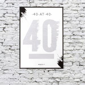 Poster razuibil 40 de lucruri de facut la 40 ani [1]