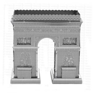 Puzzle metalic nano 3D - Arc de triumf0