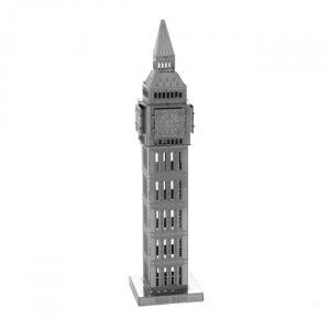 Puzzle metalic nano 3D - Big Ben [0]