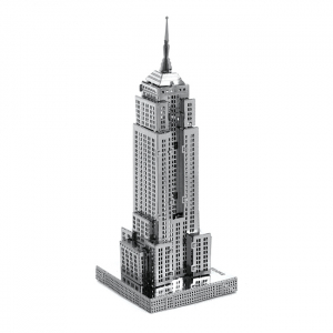 Puzzle metalic nano 3D - Empire State Building3