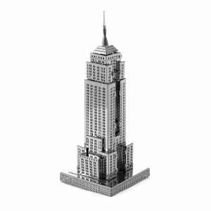 Puzzle metalic nano 3D - Empire State Building2
