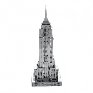 Puzzle metalic nano 3D - Empire State Building1