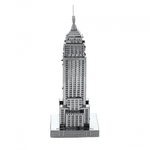 Puzzle metalic nano 3D - Empire State Building0