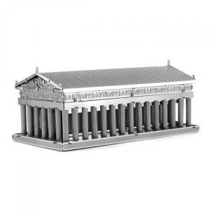 Puzzle metalic nano 3D - Parthenon3