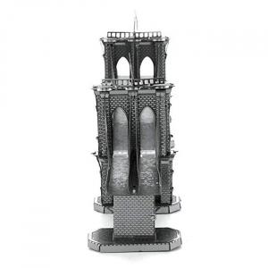 Puzzle metalic nano 3D - Pod Brooklyn [1]
