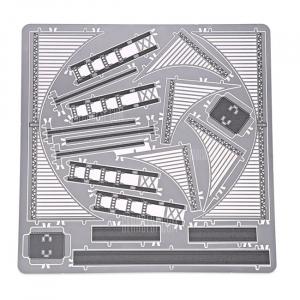 Puzzle metalic nano 3D - Pod Golden Gate1
