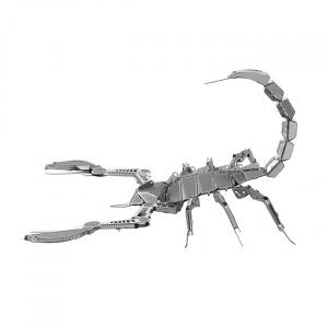 Puzzle metalic nano 3D - Scorpion0