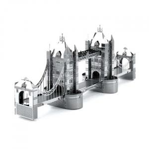 Puzzle metalic nano 3D - Tower Bridge3