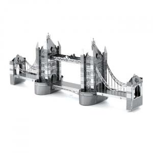 Puzzle metalic nano 3D - Tower Bridge0