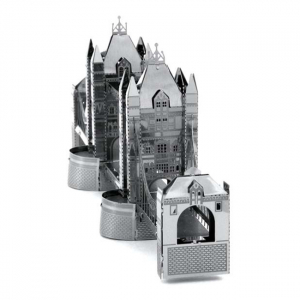 Puzzle metalic nano 3D - Tower Bridge2