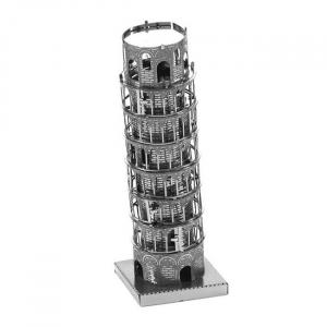 Puzzle metalic nano 3D - Turnul din Pisa1