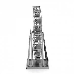 Puzzle nano metalic 3D - Roata Ferris2