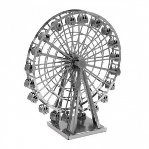 Puzzle nano metalic 3D - Roata Ferris3