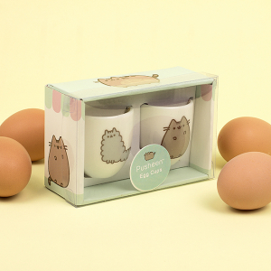 Set 2 suporturi oua Pusheen 1