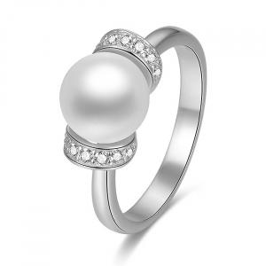 Set bijuterii argint rodiat Pearls4