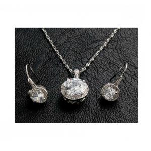 Set bijuterii Single stone2