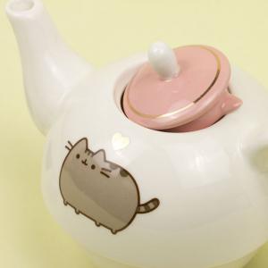 Set ceainic si ceasca Pusheen [4]