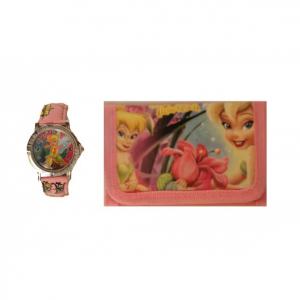 Set ceas si portofel Tinker Bell [1]