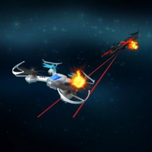 Set Drone RC Battle0