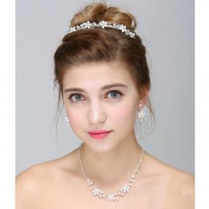 Set tiara, colier si cercei Romance0