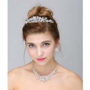 Set tiara, colier si cercei Royalty  [0]