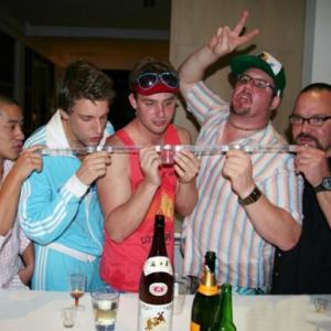 Shoturi petrecere - 4 pahare1