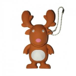 Stick memorie Happy Reindeer - 16 GB0