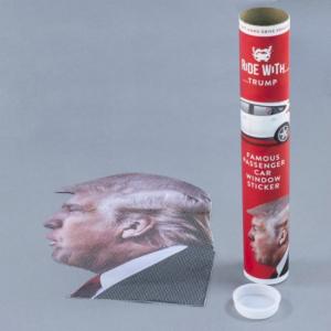 Sticker auto - Donald Trump2