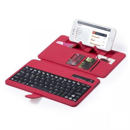 Tastatura Bluetooth cu suport dispozitiv mobil1