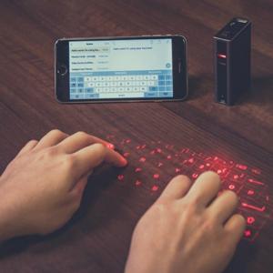 Tastatura Laser – Powerbank 0