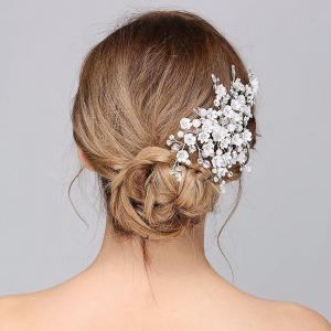 Tiara Clips Enchanted Blossom [3]