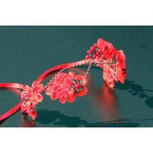 Tiara Red Flowers2