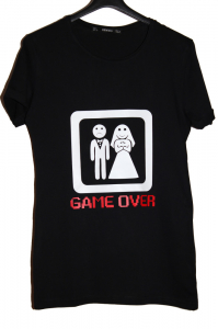 Tricou Game Over1