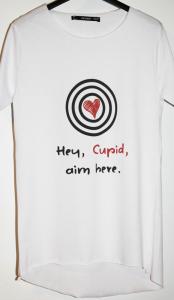 Tricou Hey Cupid - Pentru Ea4