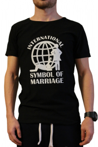 Tricou International Symbol Of Marriage0