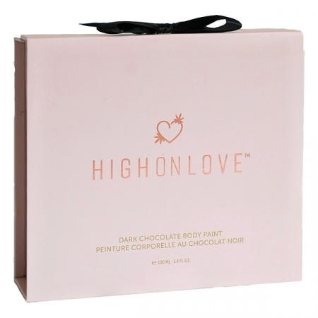 Vopsea de Corp cu Ciocolată Highonlove2