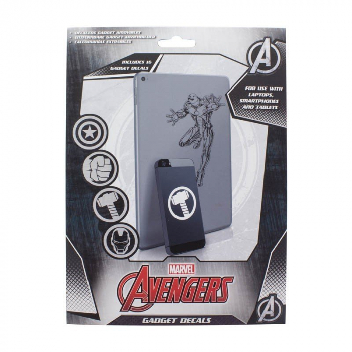 Abtibilduri pentru gadgeturi Avengers [1]