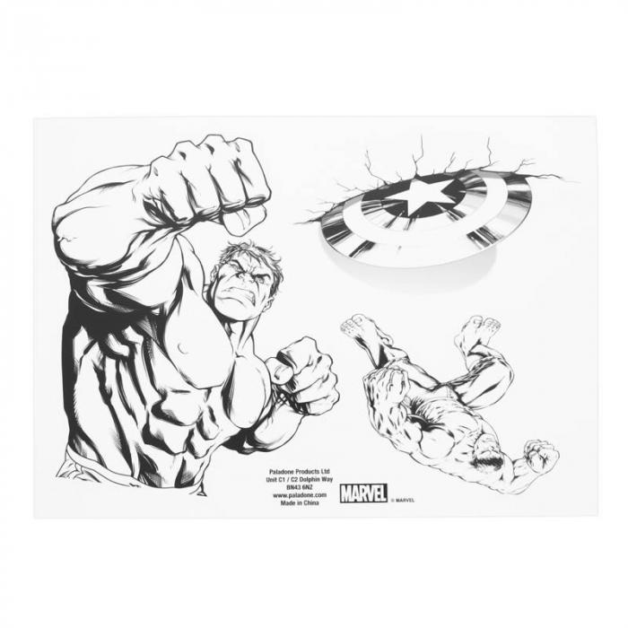 Abtibilduri pentru gadgeturi Avengers [3]