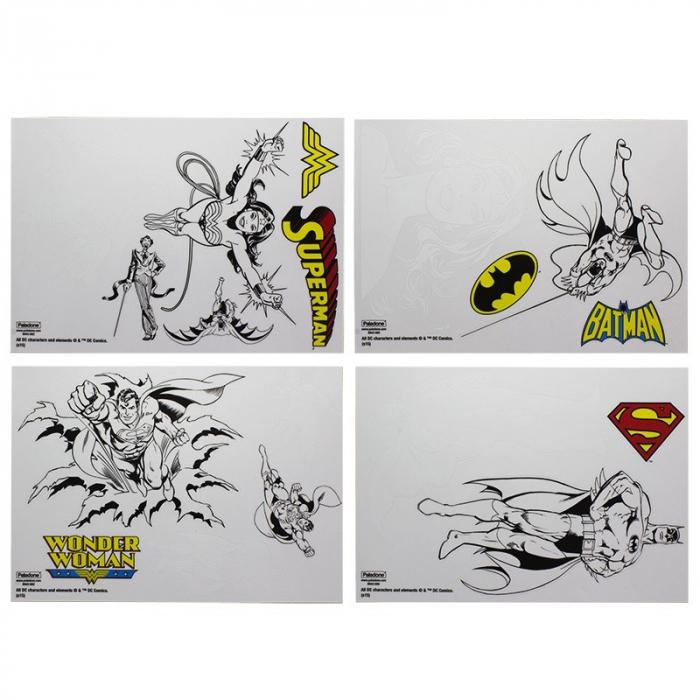 Abtibilduri pentru gadgeturi DC Comics [2]