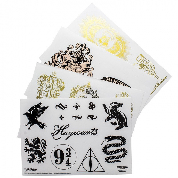 Abtibilduri pentru gadgeturi Harry Potter 1