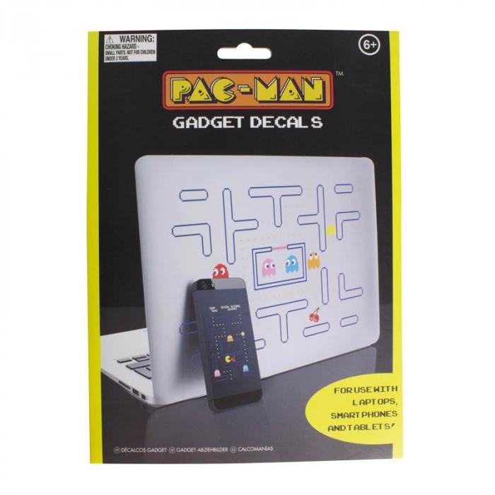 Abtibilduri pentru gadgeturi Pac-Man 1
