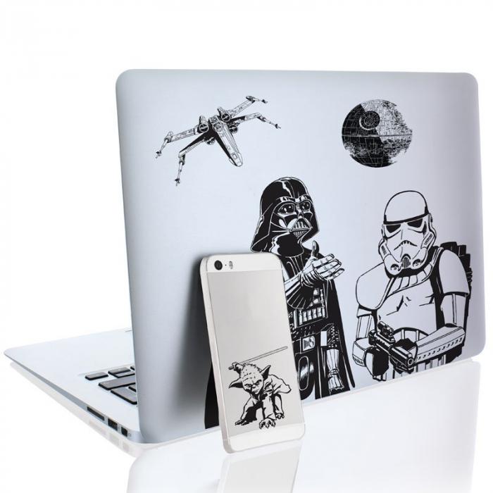 Abtibilduri pentru gadgeturi Star Wars 1
