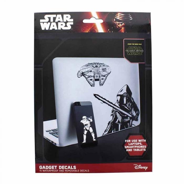 Abtibilduri pentru gadgeturi Star Wars Episodul VII 1