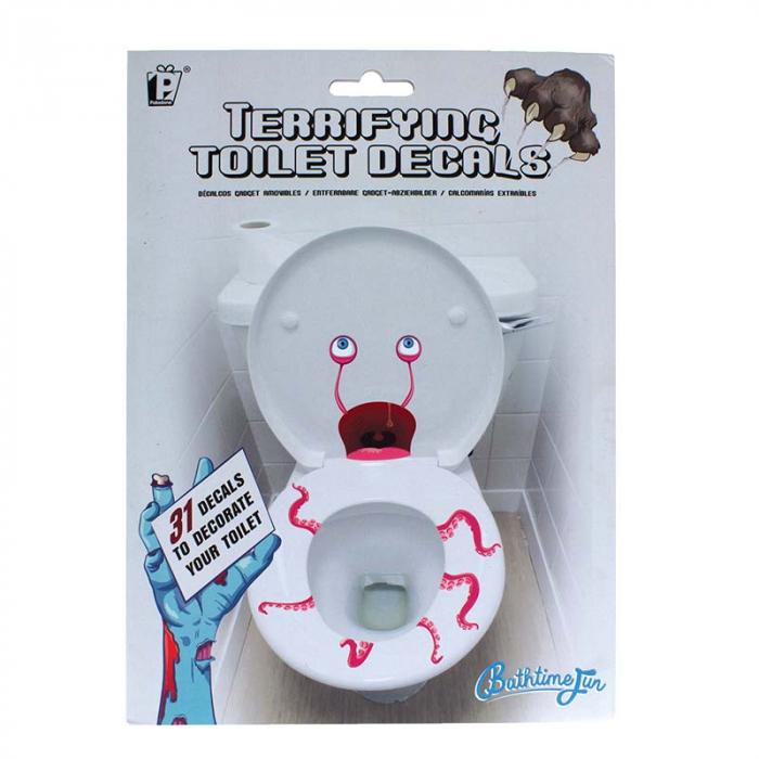 Abtibilduri terifiante pentru toaleta 1
