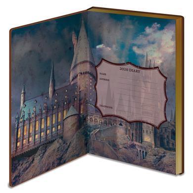 Agenda Harry Potter 1