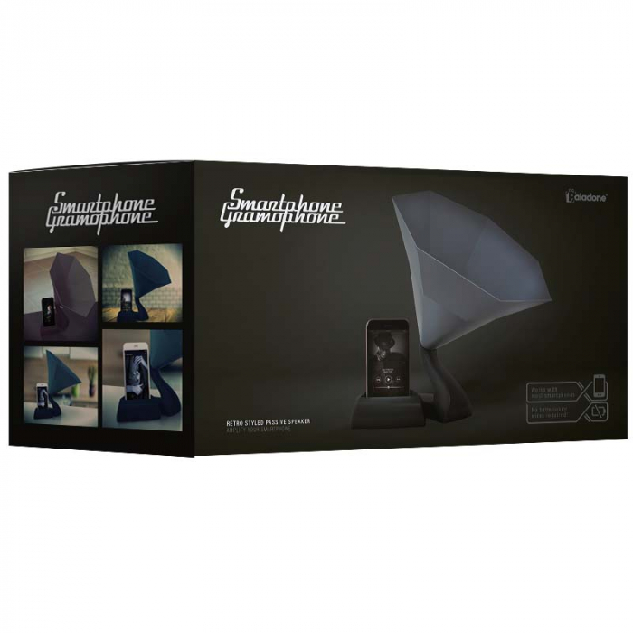 Amplificator smartphone - Gramofon 2