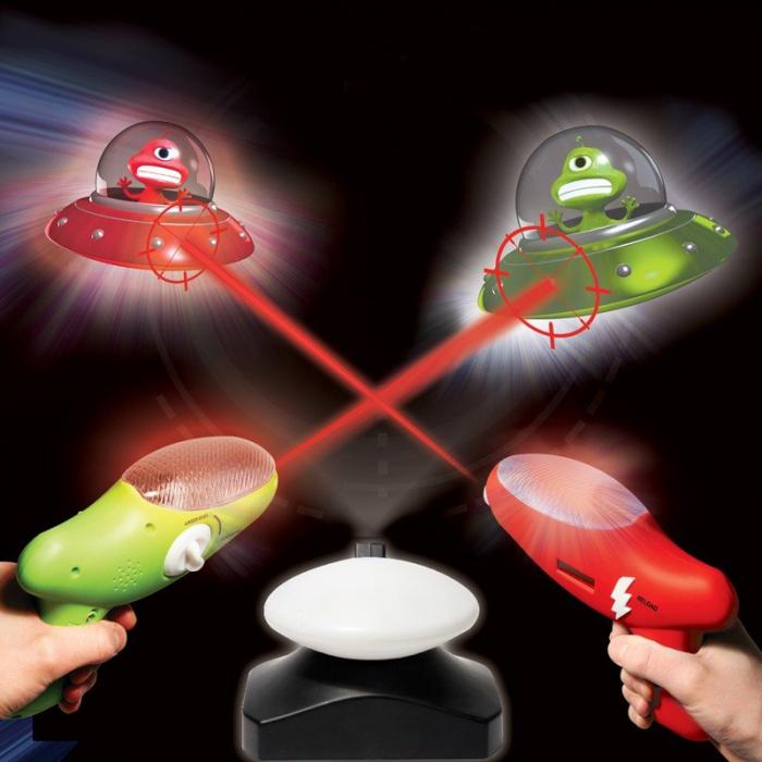 Atacul extraterestrilor: joc laser [0]