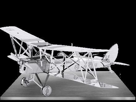 Avionul De Havilland Tiger Moth [0]