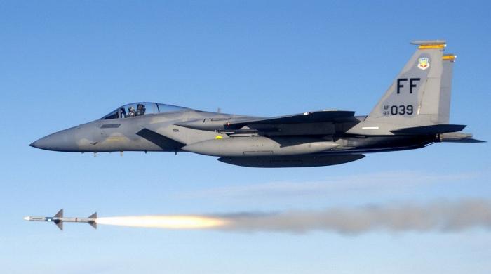 Avionul F-15 Eagle [1]
